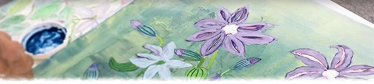 小平市の絵画教室 山田久美子 絵画教室